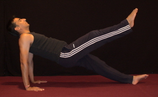 yoga for lower lumbar back pain